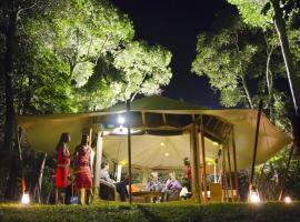 Nalepo Mara Camp, Talek