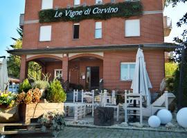 Hotel Le Vigne di Corvino, Casteggio