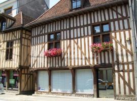 Le Clos Saint Nizier, Troyes