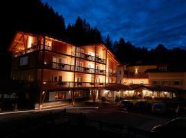 Hotel Valacia, Pozza di Fassa
