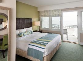 Sea Crest Beach Hotel, Falmouth