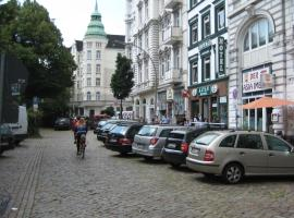 Altan Hotel, Hamburg