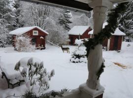 Olsbacka cottage, Falun