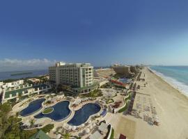 Sandos Cancun Luxury Resort All Inclusive