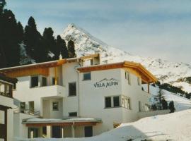 Villa Alpin, Obergurgl