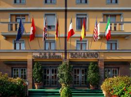 Grand Hotel Bonanno, Piza