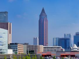 Apartment Frankfurt City Messe