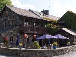 The Watermill Inn & Brewery, 윈더미어