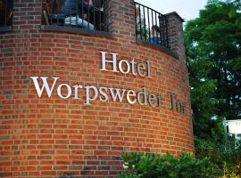 Hotel Worpsweder Tor, Worpswede