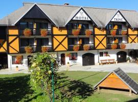 Hotel-Pension Tripič, Bohiņa