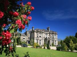 Tre-Ysgawen Hall, Country House Hotel & Spa, Llangefni