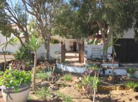 Hacienda Rancho Santini, Rosarito