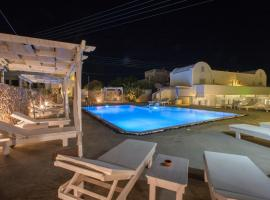 Odysseas Hotel, Perivolos