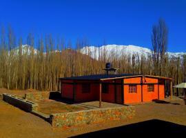Cabañas de los Andes, Uspallata