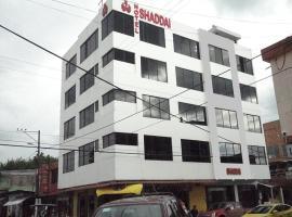 Hotel Shaddai, Puerto Francisco de Orellana