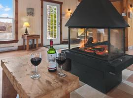 Le Montagnard - Chalet Spa Nature, Morin Heights