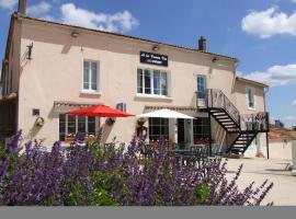 A La Bonne Vie, Auberge, Le Beugnon