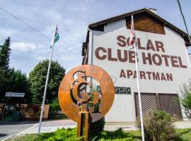 Solar Club Hotel, ショプロン