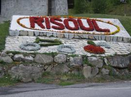 La Source Chambres d'hôtes, Risoul