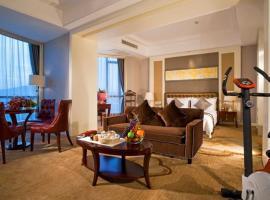 Goodview Hotel Sangem Zhangmutou, Dongguan