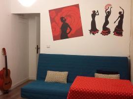 Apartamento Sol Flamenco, Herez de la Frontera