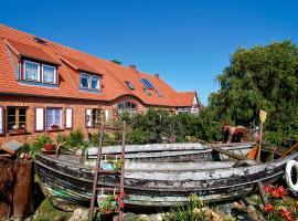 Meine Fischerhütte, Börgerende-Rethwisch