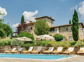 Villa Il Cerretaccio, Monti di Sotto
