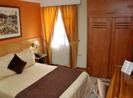 Hotel Achalay, Popayan
