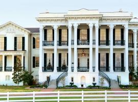 Nottoway Plantation and Resort, White Castle