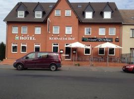 Hotel Kuehnauer Hof, Dessau