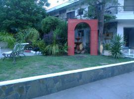 Hotel Oriental, Santa Lucía