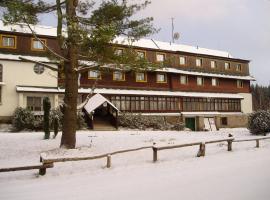 Hotel Maxov, Josefuv dul