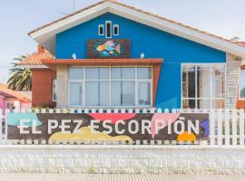 El Pez Escorpion, Salinas
