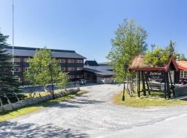 Spåtind Sport Hotel, Nord Torpa
