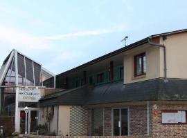 Hotel Restaurant Les Deux Sapins, Cailly-sur-Eure