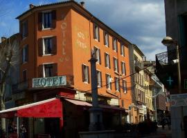 Hôtel Central, Digne-les-Bains