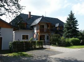 Pension Bavaria, Mariánské Lázně