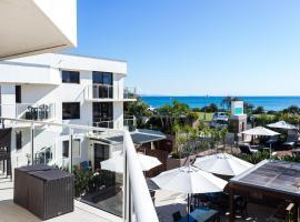 Bayview Beachfront Apartments, Byron Bay
