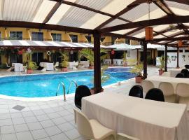 Hotel Costa Azul County Beach, Puerto Cortes