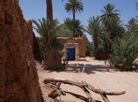 La maison saharaouie, Aït Boukha