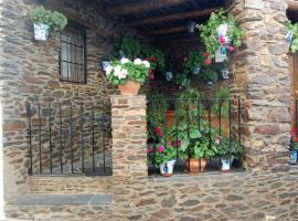 Casa Fina, Bubión