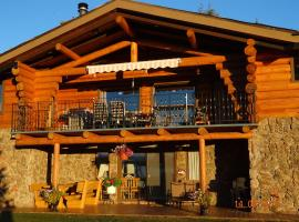 Tyhee Lake Guest Ranch, Telkwa