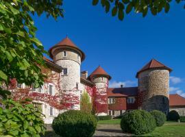 Château de Thorens, Thorens-Glières