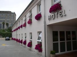 Hotel Miradoiro de Belvís, Santiago de Compostela