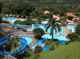 Hotel y Parque Acuatico Agua Sol Alegria, Honda