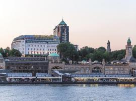 Hotel Hafen Hamburg, Hamborg