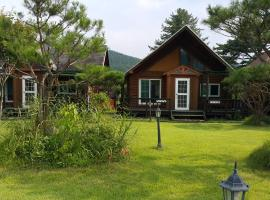 Simscabin Winter House, Pyeongchang