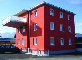 Motel Blümel, Feldkirch