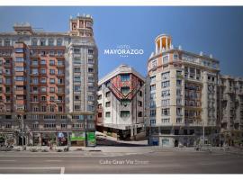 Hotel Mayorazgo, Madrid