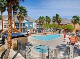 Palm Canyon Hotel and RV Resort, Borrego Springs